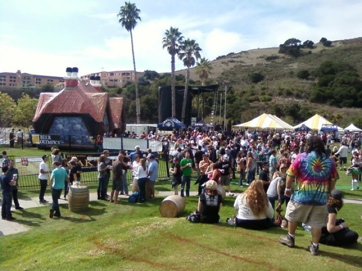 Oaktoberfest Beer Olympics